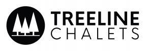 Treeline Chalets logo