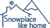 Snowplace Like Home logo